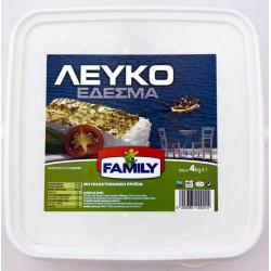 FAMILY ΕΔΕΣΜΑ ΛΕΥΚΟ 1x4kg