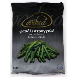 ΦΑΣΟΛΑΚΙ ΣΤΡΟΓΓΥΛΟ 1kg ΣΟΔΕΙΑ