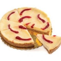 CHEESE CAKE STRAWBERRY TART 12 τεμ.