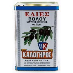ΕΛΙΕΣ ΜΑΥΡΕΣ S.MAMOUTH ΔΟΧ. 13kg